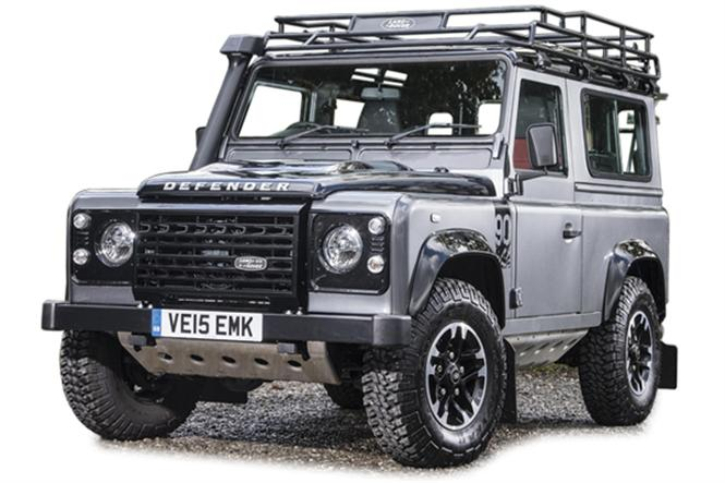 Land Rover Defender Vans Everything About Land Rover