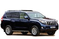 Toyota Land Cruiser Estate 2009