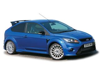 Ford Focus RS (09-10)