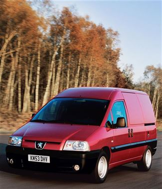 Used Peugeot Expert 96 06 Practicality Parkers