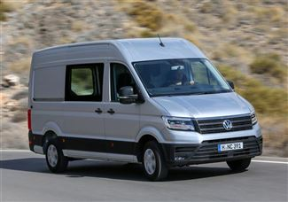 crafter volkswagen комби фото