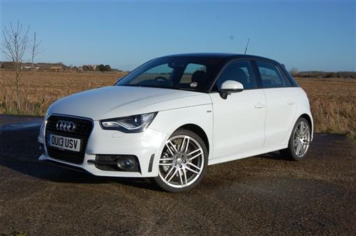 audi a1 sportback 1 4 tfsi 185bhp s line 5d s tronic. Black Bedroom Furniture Sets. Home Design Ideas