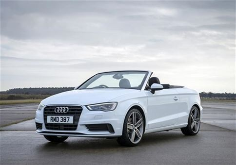 audi a3 cabriolet 1 4 tfsi sport 2d road test parkers. Black Bedroom Furniture Sets. Home Design Ideas