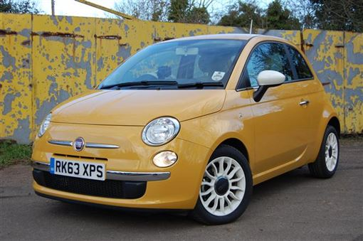 fiat 500 hatchback 0 9 twinair colour therapy 3d road test parkers. Black Bedroom Furniture Sets. Home Design Ideas