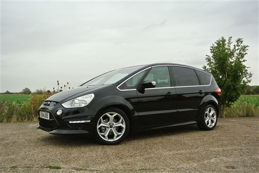 ford s max 2 0 tdci 163bhp titanium x sport 5d. Black Bedroom Furniture Sets. Home Design Ideas