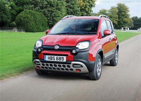 fiat panda 4x4 1 3 multijet 80bhp cross 4x4 5d road test. Black Bedroom Furniture Sets. Home Design Ideas