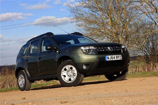 dacia duster estate 1 5 dci 110bhp ambiance 4x4 09 14. Black Bedroom Furniture Sets. Home Design Ideas