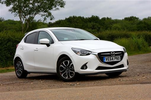 mazda 2 1 5 115bhp sport nav 5d road test parkers. Black Bedroom Furniture Sets. Home Design Ideas