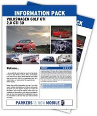 Car Information Packs