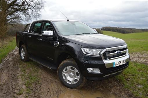 ford ranger 3 2 tdci 200bhp pick up double cab limited. Black Bedroom Furniture Sets. Home Design Ideas