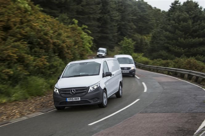 mercedes-benz vans rolls out fixed service prices | parkers