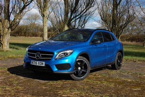 mercedes benz gla class gla 220 cdi 4matic sport premium plus 5d auto road test parkers. Black Bedroom Furniture Sets. Home Design Ideas