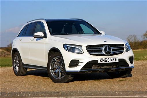 Mercedes Used Suv >> Mercedes-Benz GLC-Class GLC 250d AMG Line Premium Plus 5d Auto Road Test | Parkers