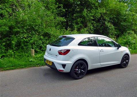 Seat ibiza cupra 1 8 tsi cupra black sport coupe 3d road test parkers - Seat ibiza sport coupe fr ...