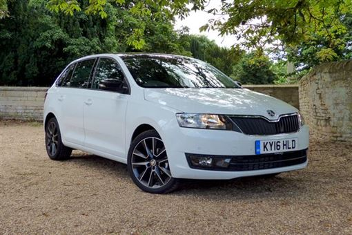 skoda rapid spaceback 1 4 tdi cr 90bhp se sport 5d road. Black Bedroom Furniture Sets. Home Design Ideas