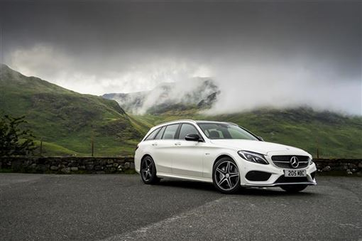 Mercedes-Benz C-Class Estate C 43 Premium Plus 4Matic 9G-Tronic Plus ...
