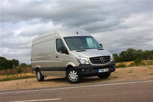c3cb095676 Mercedes-Benz Sprinter 314 CDI with medium-wheelbase and high roof road test