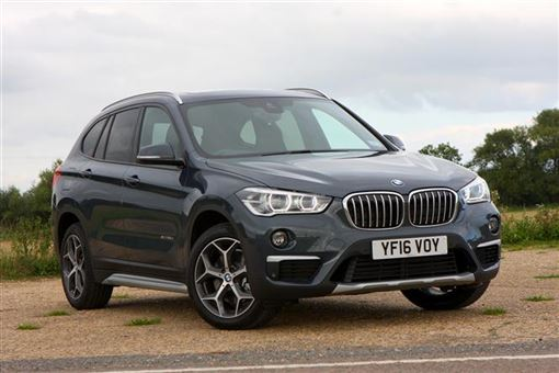 BMW X1 SUV XDrive 25d XLine 5d Step Auto Road Test Parkers