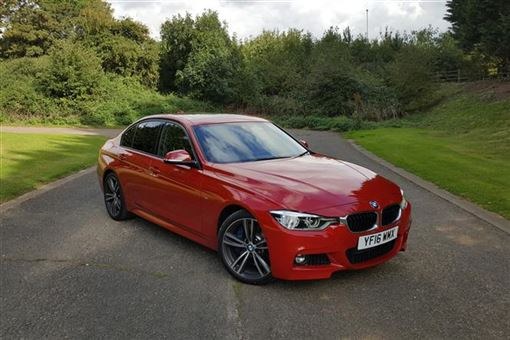 Bmw 3 Series Saloon 340i M Sport 07 15 4d Road Test
