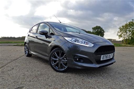 Ford Fiesta St Line Dr Road Test