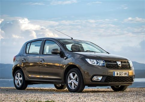 dacia sandero ambiance sce 75 5d road test parkers. Black Bedroom Furniture Sets. Home Design Ideas