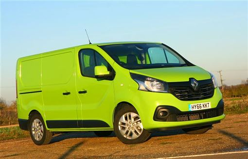 renault trafic swb 1 6 dci 125ps sl27 energy sport nav. Black Bedroom Furniture Sets. Home Design Ideas