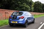 Vauxhall Corsavan Limited Edition Nav review - rear driving