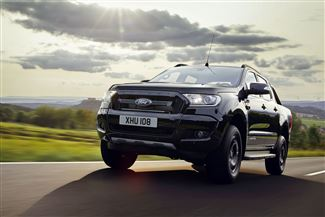 Ford Ranger Black Edition review