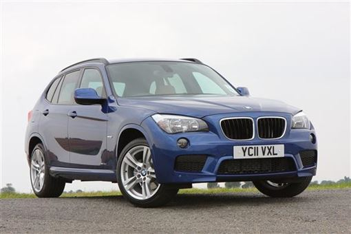 bmw x1 sdrive 18d m sport 5d road test parkers. Black Bedroom Furniture Sets. Home Design Ideas