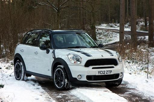 MINI Cooper S 1.6 Cooper S Countryman ALL4 5d Road Test | Parkers