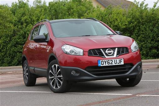 Nissan Qashqai 1 6 Dci 360 4wd Start Stop 5d Road Test