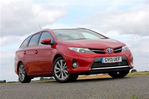toyota auris touring sports 1 8 vvti hybrid excel nav 5d. Black Bedroom Furniture Sets. Home Design Ideas