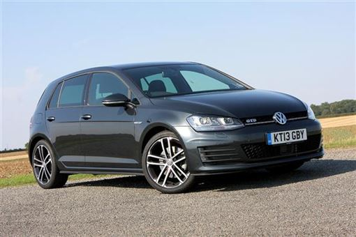 volkswagen golf hatchback 2 0 tdi gtd 5d dsg road test parkers. Black Bedroom Furniture Sets. Home Design Ideas