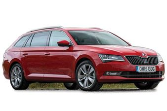 skoda superb estate se 1 6 tdi 120ps 2015 review by car. Black Bedroom Furniture Sets. Home Design Ideas