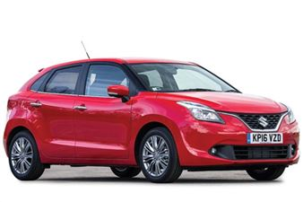 Suzuki Baleno Leasing Deals From GBP168 Per Month