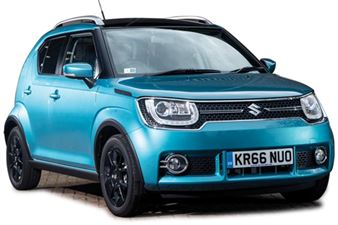 Suzuki Ignis Leasing Deals From GBP145 Per Month
