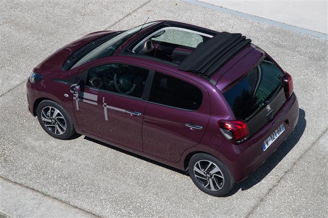 Peugeot 108 Top 1 0 Active 5d Road Test Parkers