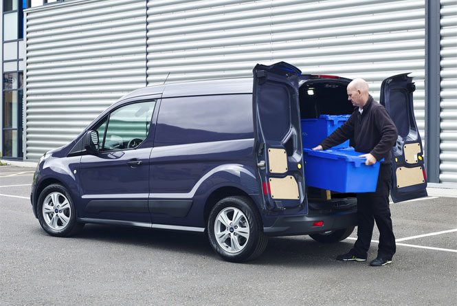 Best small vans for payload | Parkers
