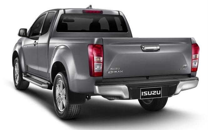 Updated Isuzu Dmax Pricing Specifications And Pictures Parkers