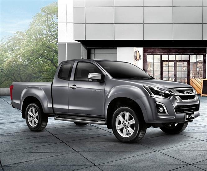 Updated Isuzu D Max Pricing Specifications And Pictures