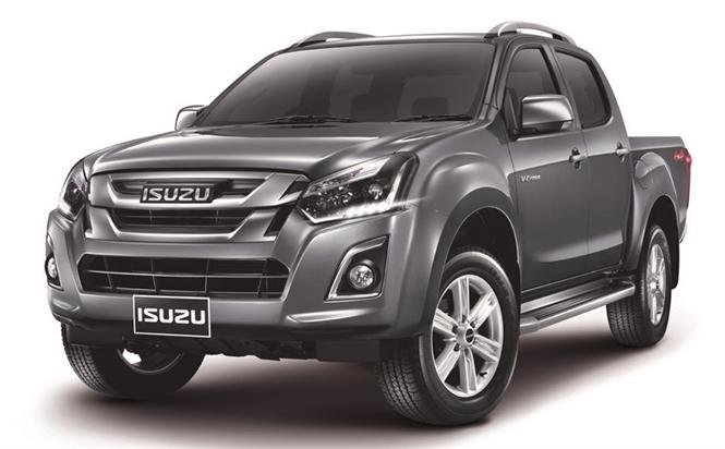 updated isuzu d max pricing specifications and pictures parkers. Black Bedroom Furniture Sets. Home Design Ideas