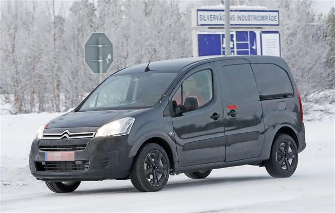 2018 peugeot partner van.  van 20172018 citroen berlingo in 2018 peugeot partner van
