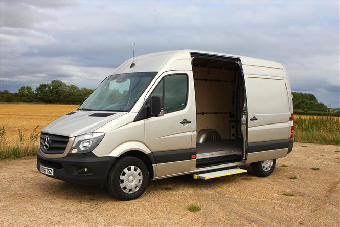 Relativ Mercedes-Benz Sprinter MWB 3.5t 2.2 CDi 314 BlueEFFICIENCY High  OY91