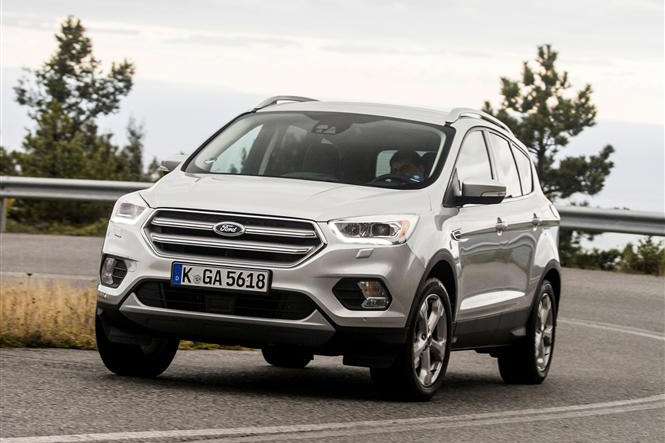 ford kuga titanium 1 5 tdci 120ps fwd 09 16 5d road test parkers. Black Bedroom Furniture Sets. Home Design Ideas