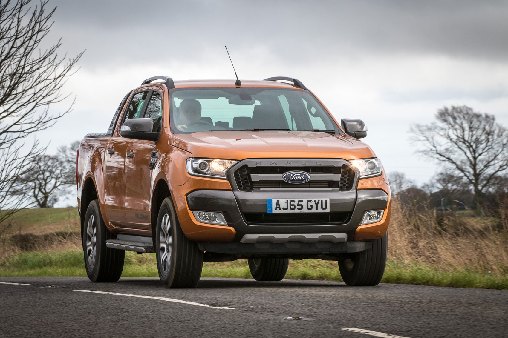 Ford ranger in the most popular best selling vans and pickups