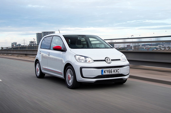 Volkswagen Up Up Beats 1 0 Tsi 90ps 5d Road Test Parkers