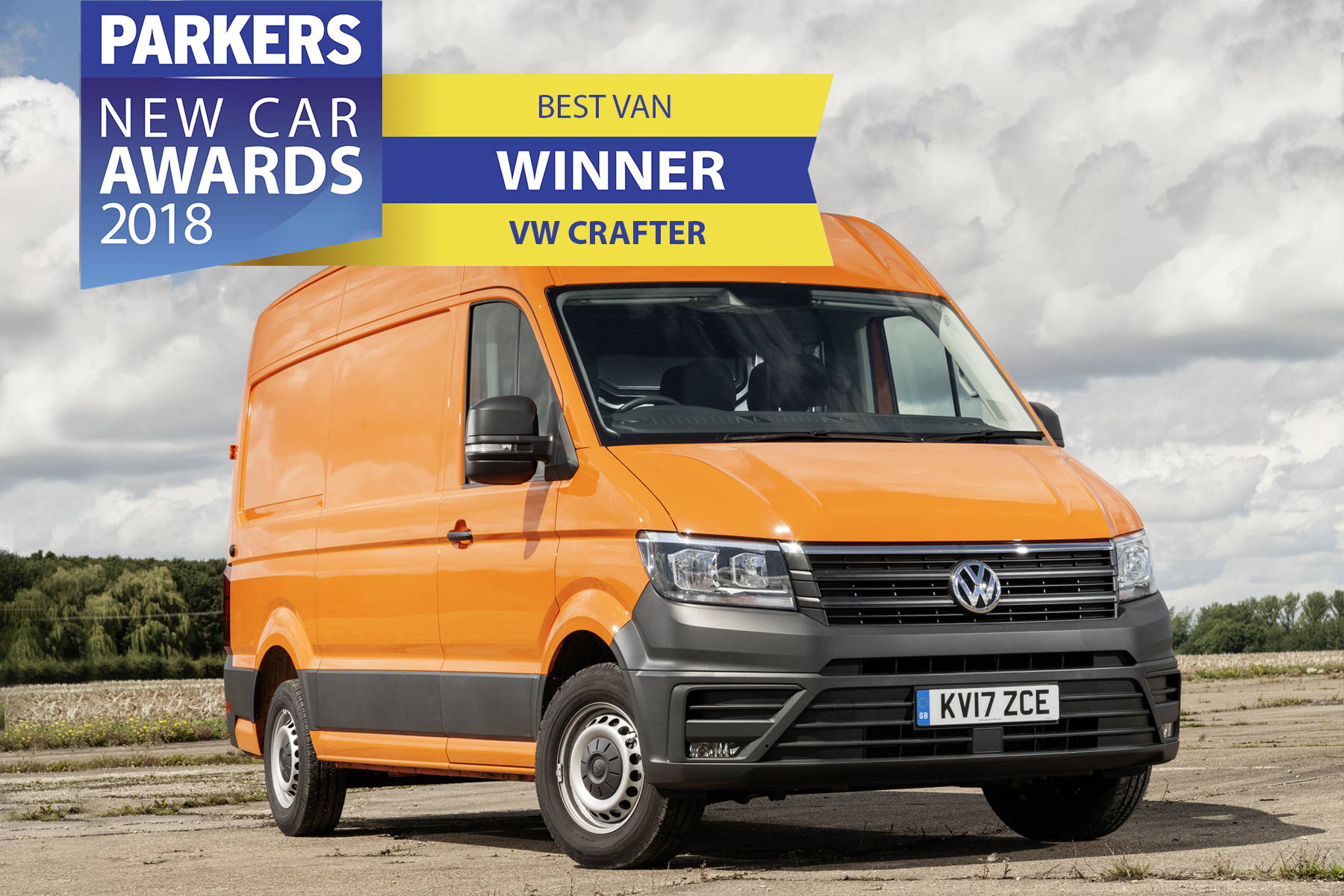 2018 volkswagen crafter. unique 2018 vw crafter wins parkers van of the year award 2018 to volkswagen crafter