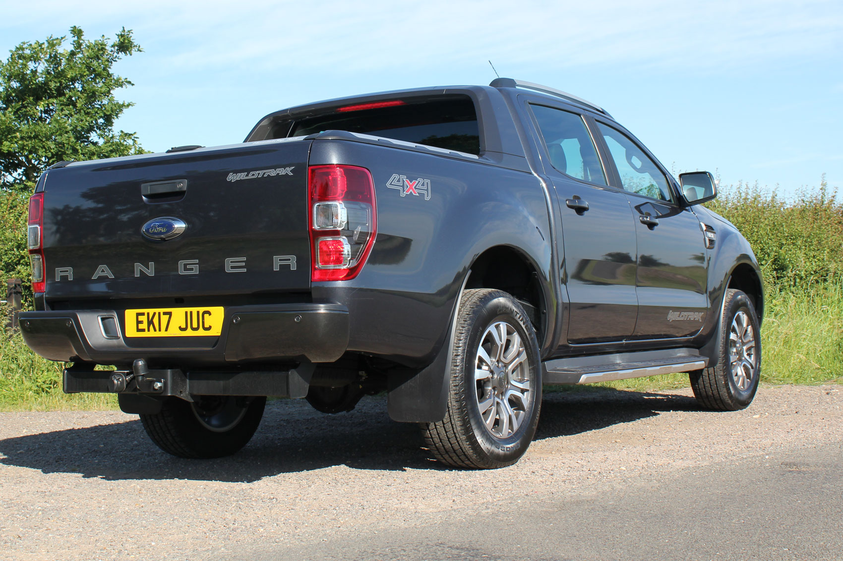 Ford Ranger Wildtrak Euro 6 review | Parkers