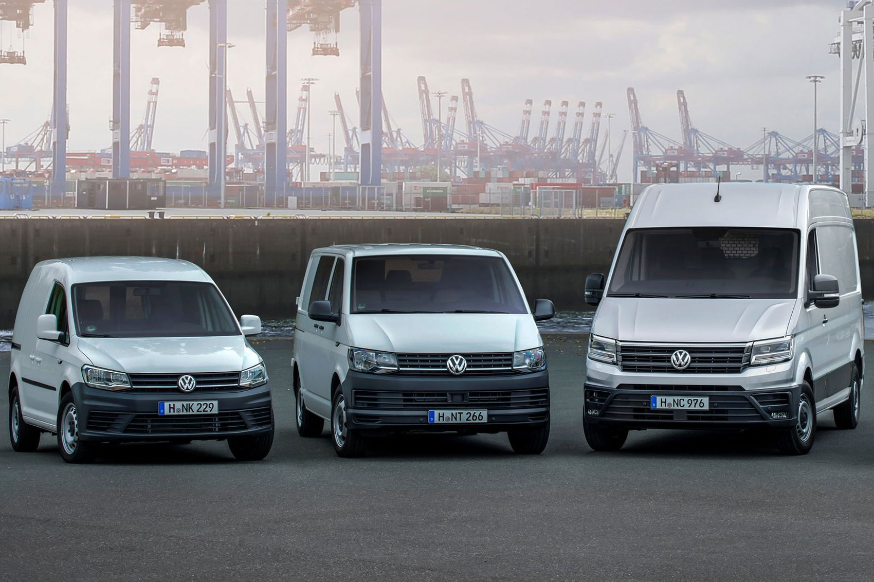 New Vw Vans Scrappage Scheme Trade In An Old Banger To