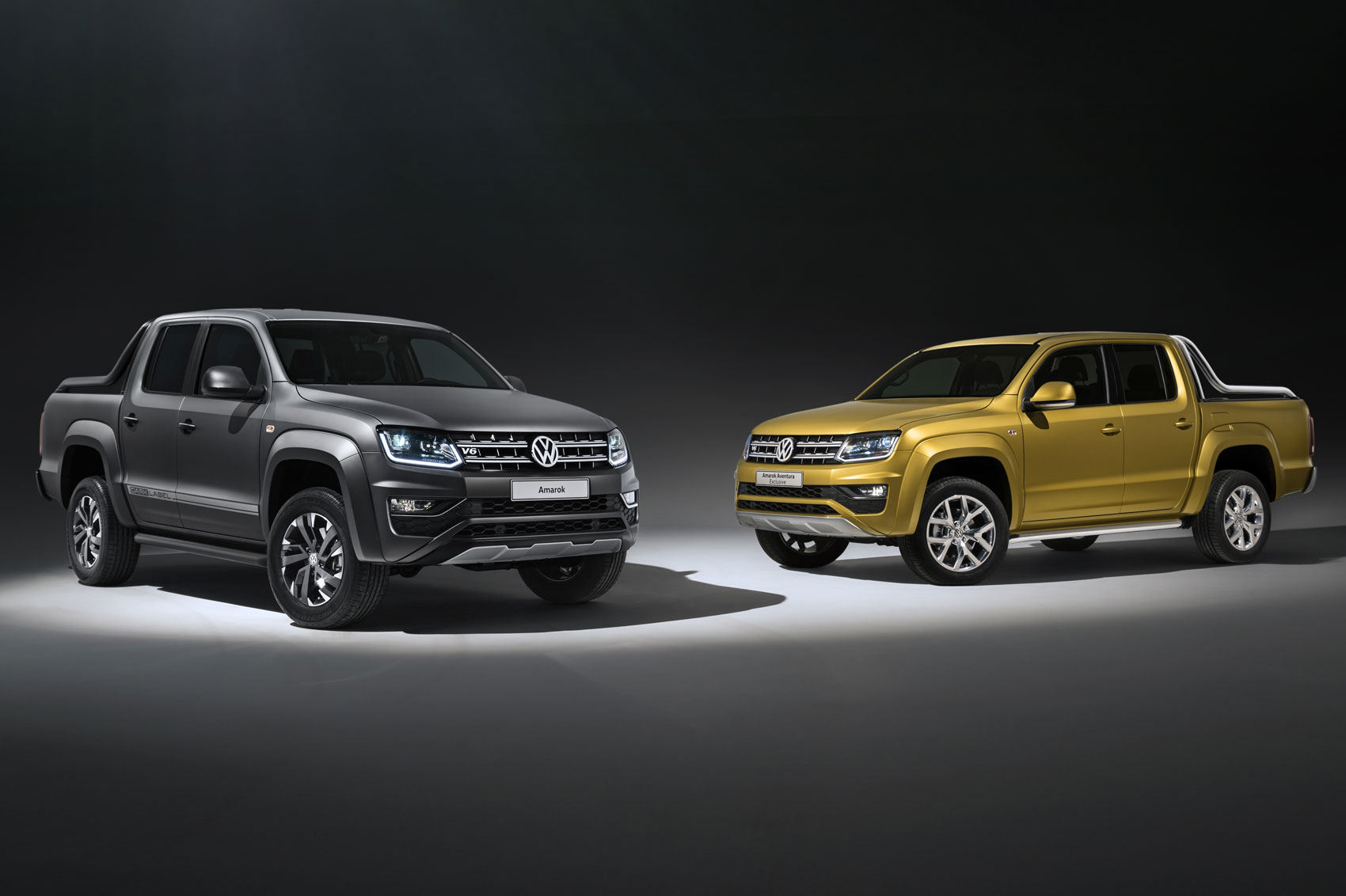 258hp vw amarok aventura exclusive concept takes fight to for Mercedes benz aventura